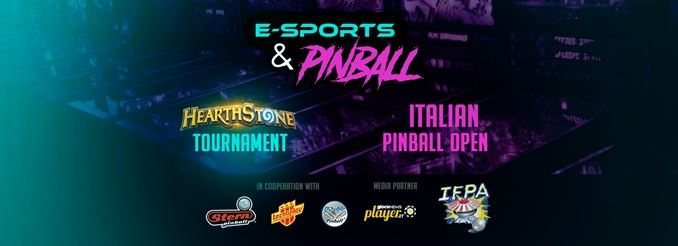 Sports pinball: between virtual and videogame, the new Iron