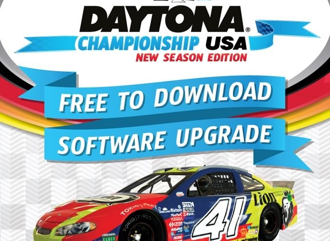 Sega updates Daytona software: new edition, more competition